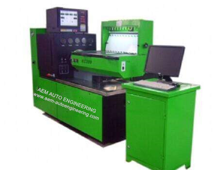 Graftage Type Common Rail Injection Pump Test Bench