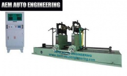 Crankshaft Dynamic Balancing Machine