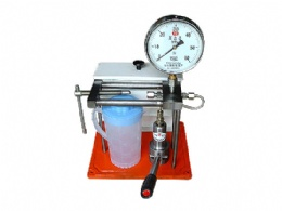 Diesel Fuel Injector and Nozzle Tester
