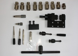 Softcover decomposition Electronic Fuel Injector tools