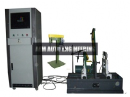 YYQ Horizontal Hard Bearing Belt Drive Dynamic Balancing Machine