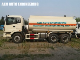 Fuel Oil Fuelling Truck