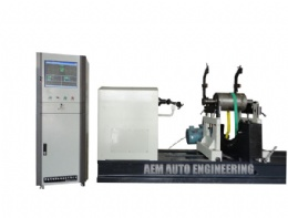 Dual Drive Dynamic Balancing Machine