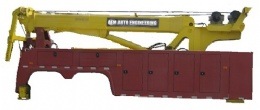 Rotation Recovery Tow Truck Upper Parts