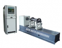 YYW Horizontal Hard Bearing Universal Joint Drive Dynamic Balancing Machine